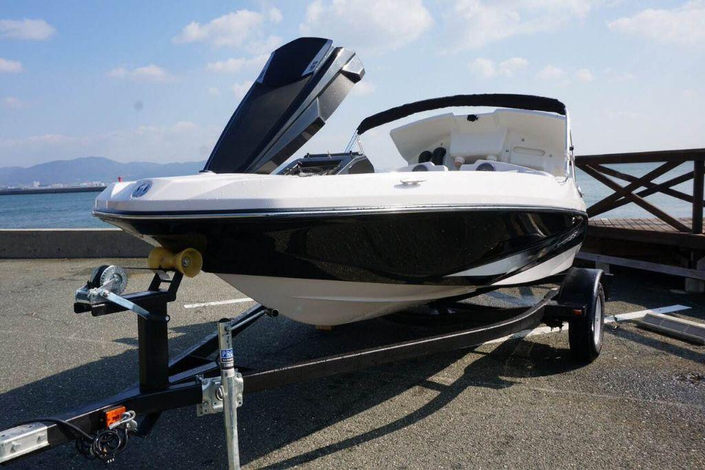 スカラブジェットボート165